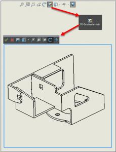 Freie 3D-Zeichnungsansichten erstellen