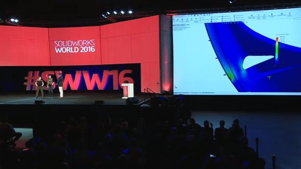 SOLIDWORKS World 2016: Trusst Lingerie