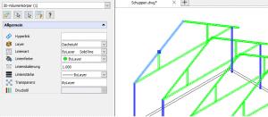 DWG-Volumenkörper nach SOLIDWORKS importieren: 3D-Volumenkörper-Elemente