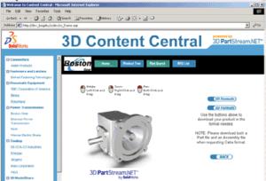 3D Conttent Central