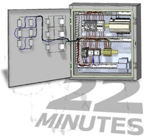 22-Minuten-Webinar: Elektrotechnik & Mechanik – Eine digitale Ehe mit Kick