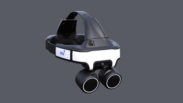 BHS Technologies GmbH: Besserer Durchblick für Chirurgen durch Entwicklung von medizinischem Smart Device mit SOLIDWORKS: VR Brille