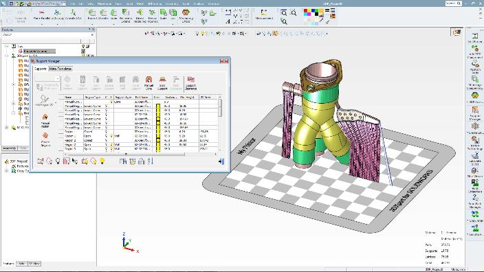 Wir stellen vor: 3DXpert for SOLIDWORKS – Ihr direkter Weg zur additiven Fertigung