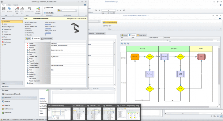 Neue Funktionen in Version 2021: SOLIDWORKS Desktop-Datenverwaltung