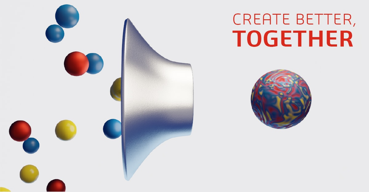 """3DEXPERIENCE Works: """"Create better, together"""""""