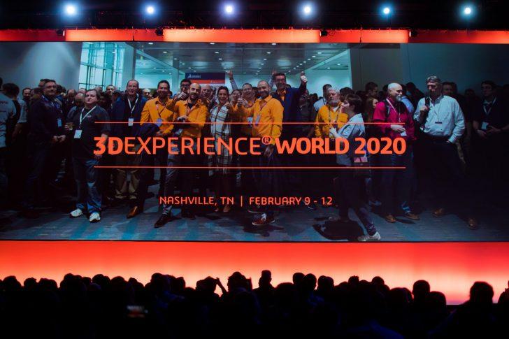 Mit SOLIDWORKS Live die 3DEXPERIENCE World 2020 in Nashville erleben