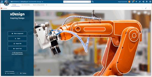 Maschinelles Lernen ermöglicht effizientere 3D Konstruktion: xDesign