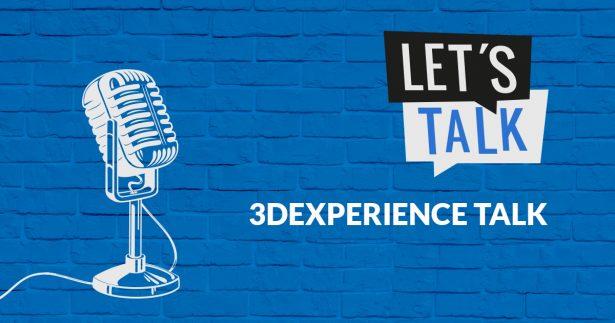 3DEXPERIENCE TALK