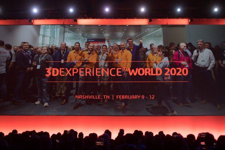 Lassen Sie sich von großen Technik Innovatoren inspirieren – auf der 3DEXPERIENCE World 2020