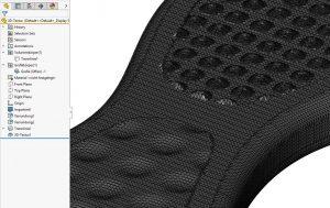 Ergebnis der 3D-Textur