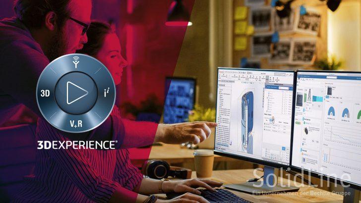 [Live-Webinar] 3DEXPERIENCE: Ihr Einstieg in die SIMULIA Tools