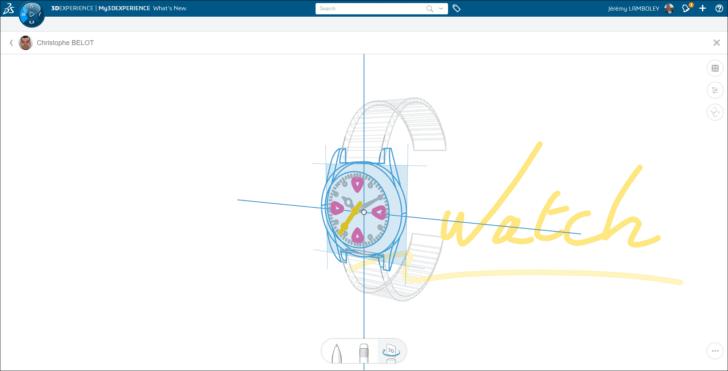 Neue Apps auf der 3DEXPERIENCE Plattform: 3DStory und 3DSketch