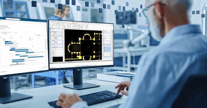 [Video] DraftSight – 2D-CAD-Entwurfs- und 3D-Konstruktionssoftware in Aktion
