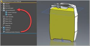 Volumenberechnung leicht gemacht - Volumen und Füllhöhe ermitteln: Bild 5