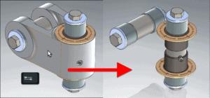 Volumenkörper oder Teile ein – und ausblenden