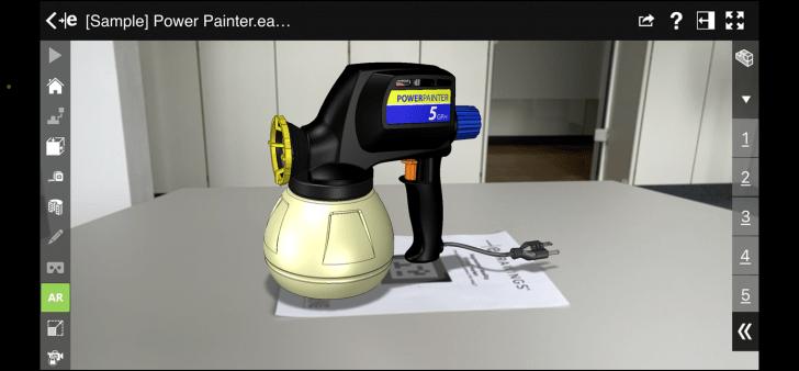 Mit dem eDrawings Viewer 3D-Daten in SOLIDWORKS ansehen und messen