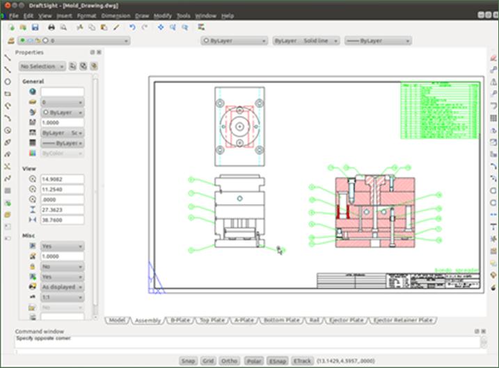DraftSight jetzt auch für Linux