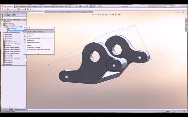 3 Vorteile der Bounding Box in SolidWorks 2013