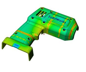 SolidWorks Plastics