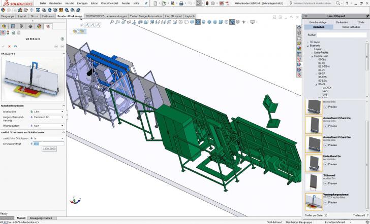 Webinar: Automatisierte 3D-Aufstellungspläne und Zeichnungen in SOLIDWORKS