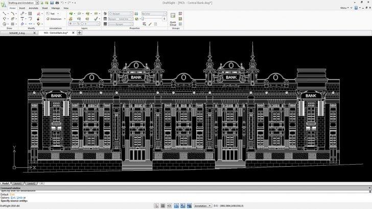 DraftSight: Die Funktionen von AutoCAD® zu einem günstigeren Preis