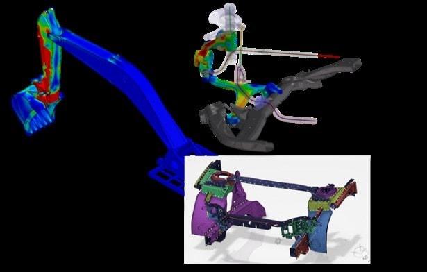 3DEXPERIENCE Works Simulation: Beispielsimulationen mit der Rolle des Structural Performance Engineers