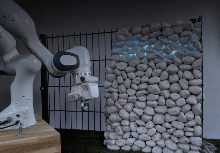 CO2 bindende Mauern von NASKA robotics oder: … nur noch schnell die Welt retten