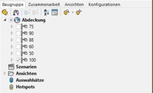 ReiterBG_Anzeige Konfigurationen
