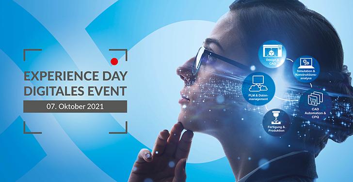 Digital verbunden: Experience Day geht am 7. Oktober 2021 in die nächste Runde – Seien Sie dabei!