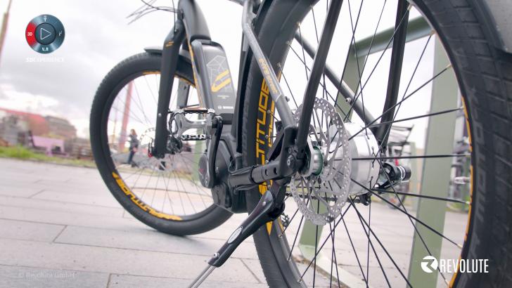 REVOLUTE: Nicht das Rad neu erfunden – aber das Getriebe