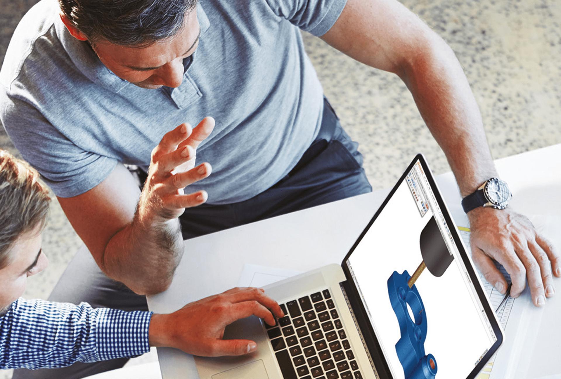 Nutzen von SOLIDWORKS MultiProduct Applikationen