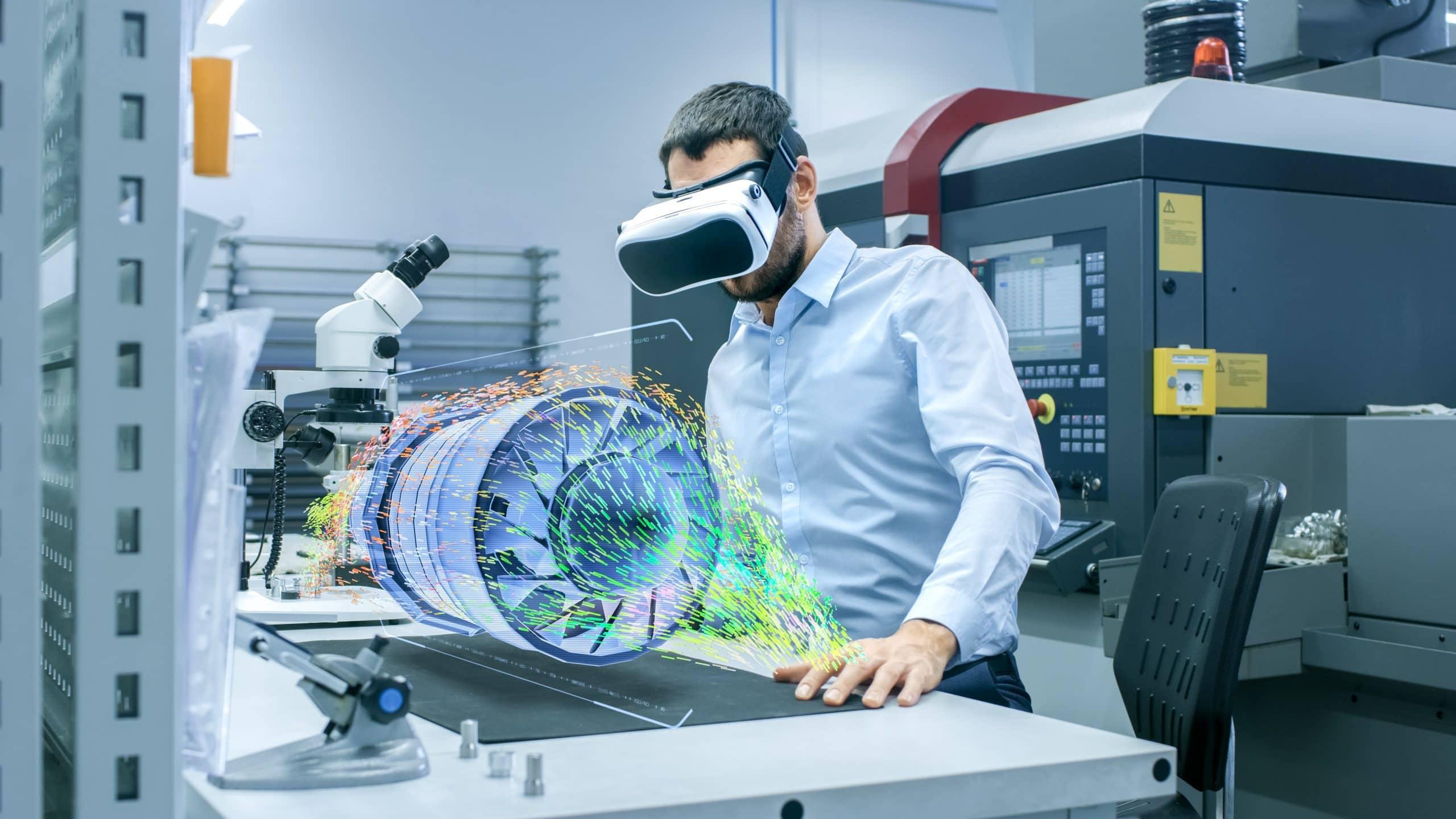 5 Trends für eine erfolgreiche Produktentwicklung mit Zukunft - Trend #2: Virtual Reality