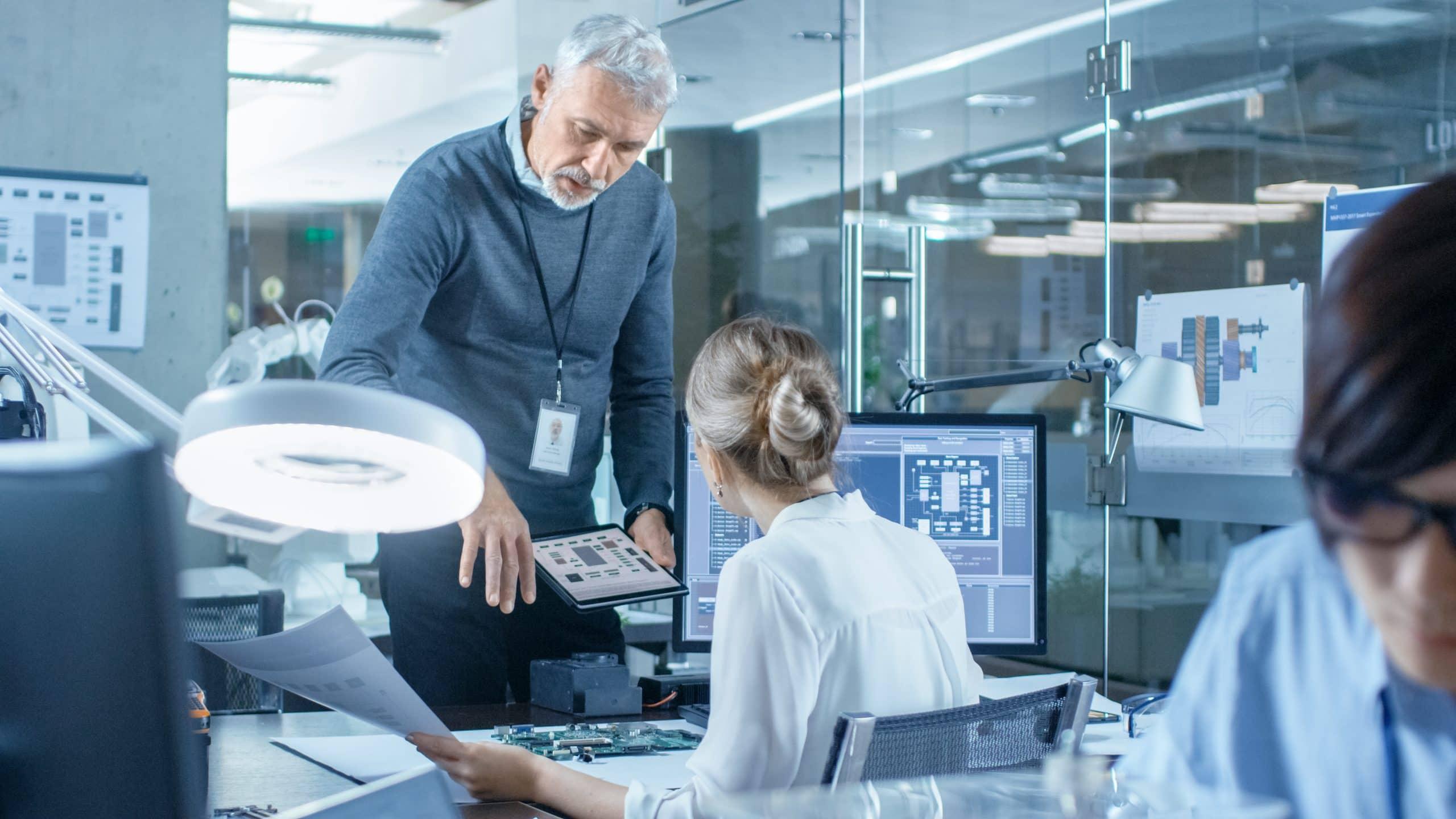 5 Trends für eine erfolgreiche Produktentwicklung mit Zukunft - Trend #4: Digital Twin