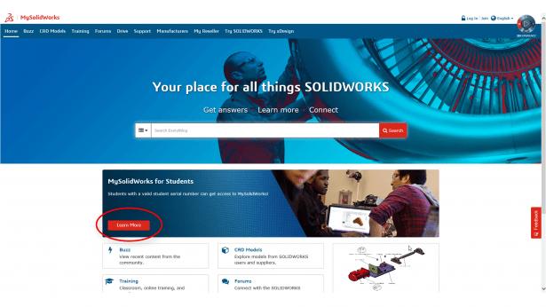 Schritt 2: MySolidWorks für Studenten – Wie registriere ich mich?