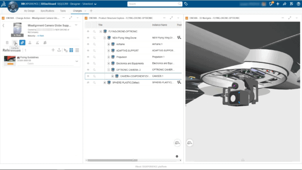 3DEXPERIENCE WORKS: Collaborative Industry Innovator