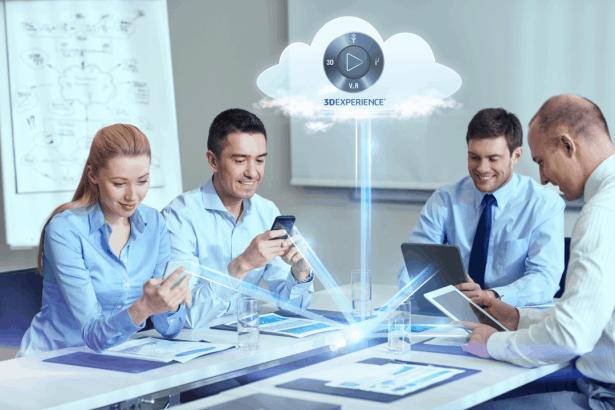 Corona und 3DEXPERIENCE Plattform