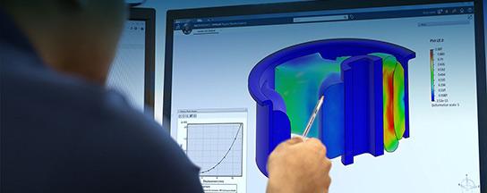 [Webinar] Remote arbeiten mit der 3DEXPERIENCE Plattform – Teil 4: Wie SIMULIAworks Ihnen bei der Produktentwicklung hilft