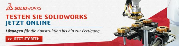 MySolidWorks Online-Testversion