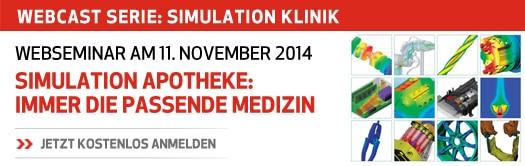 SOLIDWORKS Webcast Simulaton Klinik