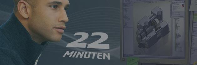 22-Minuten-Webinar: Alles aus einer Hand mit MySolidWorks