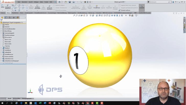 [Video]-Tipp! SOLIDWORKS Modelle mit EXCEL steuern