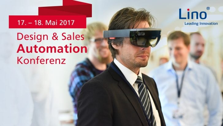 Design & Sales Automation Konferenz am 17. – 18. Mai 2017