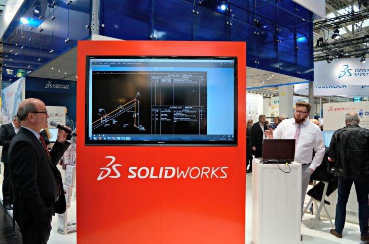 Hannover Messe 2018: Künstliche Intelligenz für die Konstruktion und mehr – erleben Sie die SOLIDWORKS Lösungen von Dassault Systèmes