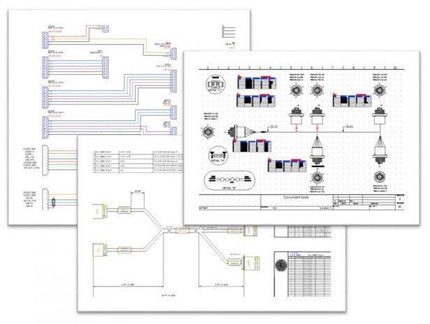 Webinar: Darstellung von konfektionierten Kabeln mit SOLIDWORKS Electrical Schematic