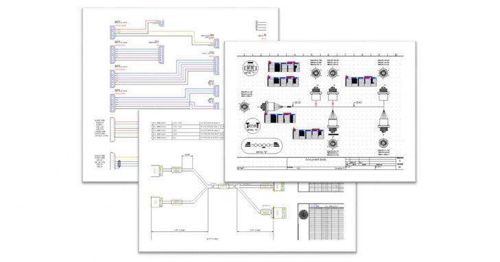 Webinar: Flix & Flach – Darstellung konfektionierter Kabel mit SOLIDWORKS Electrical Schematic