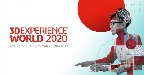 3DEXPERIENCE World: Ihre Agenda für beste Erlebnisse
