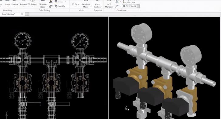DraftSight 2019 ist da! Verbesserte 2D-Entwürfe und 3D-Konstruktionserlebnisse