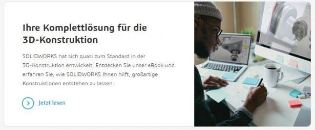 """SOLIDWORKS E-Book Reihe """"Integrierte Design-to-Manufacturing-Lösungen"""" - Kapitel 2"""