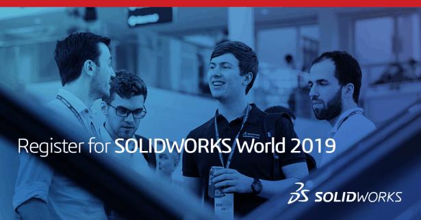 Inspirierende Innovationen auf der SOLIDWORKS WORLD 2019