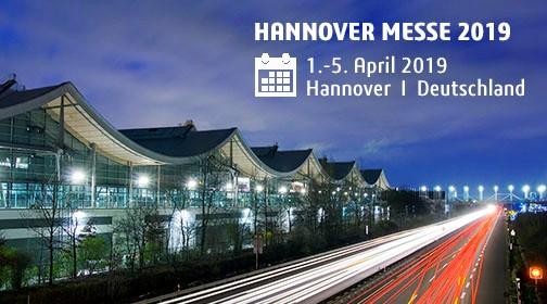Unsere SOLIDWORKS Partner auf der Hannover Messe 2019